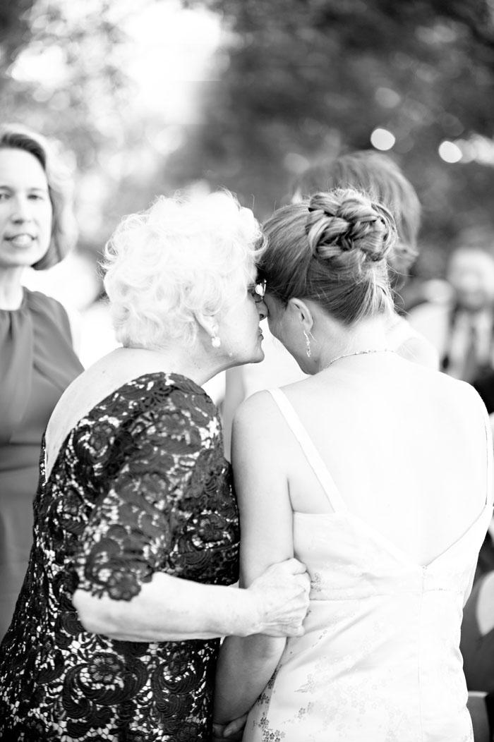 healdsburg wedding arista winery grandma